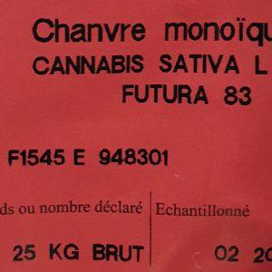 Futura 83 hemp seeds
